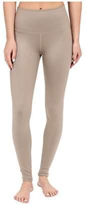 Alo Yoga Women's High Waist Airbrush Legging - Glossy,M