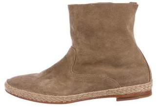 NDC Suede Ankle Boots