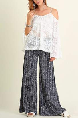 People Outfitter Lucky Lace Top