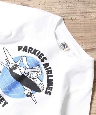 Coen (コーエン) - coen 【coen キッズ / ジュニア】PARKIES(パーキーズ)エアプリントTシャツ(100~150cm)