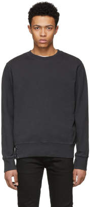 Ksubi Black Pins Sweatshirt