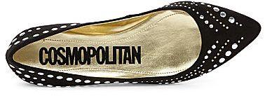 JCPenney Cosmopolitan Zelva Studded Flats