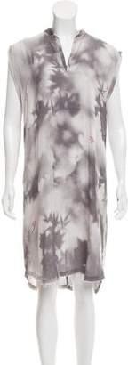 Rachel Comey Silk Printed Dress