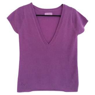 Zadig & Voltaire Purple Cashmere Knitwear for Women