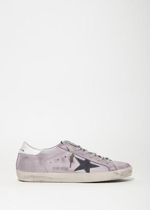 Golden Goose Superstar Sneakers $460 thestylecure.com