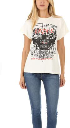 madeworn rock MadeWorn Eazy-E Live From Compton Jail Tee
