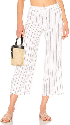 Bailey 44 Poppy Seed Stripe Pant