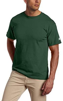 Russell Athletic Men's Basic Cotton T-Shirt (Packs of 1 and 4)