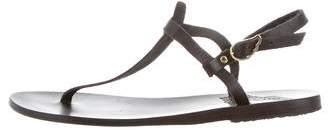 Ancient Greek Sandals T-Strap Flat Sandals