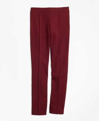 Brooks Brothers Ponte Knit Leggings