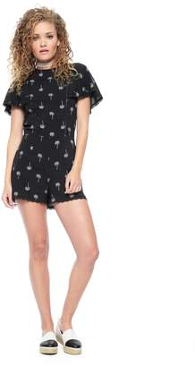 Juicy Couture Palm Tree Romper