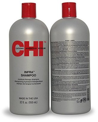 CHI Infra Moisture Therapy Shampoo, 32 Fluid Ounce (950 ml) $20.49 thestylecure.com