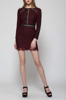 Goldie Floral Lace Dress