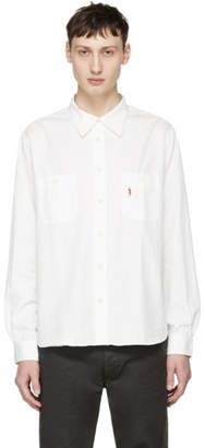 Visvim White 1910 Lightning Shirt