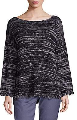 Joie Women's Persis Spacedye Knitted Top