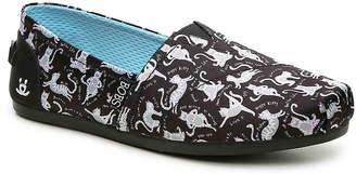 Skechers Bobs Plush Zen Kitty Slip-On - Women's