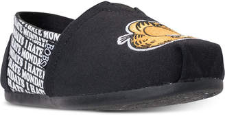 Skechers Women's Bobs Plush - Garfield Monday Blues Bobs for Dogs Casual Slip-On Flats from Finish Line