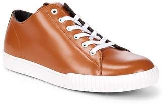 Moncler Men's Leather Low-Top Sneakers