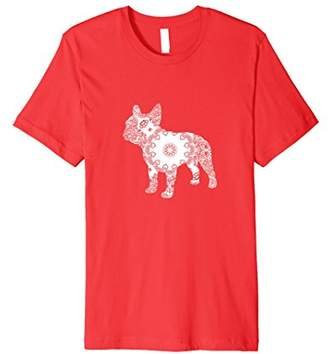 French Bulldog Bandana Print T Shirt
