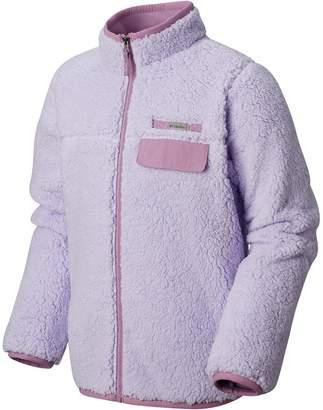 Columbia Mountain Side Heavyweight Full-Zip Fleece Jacket - Girls'