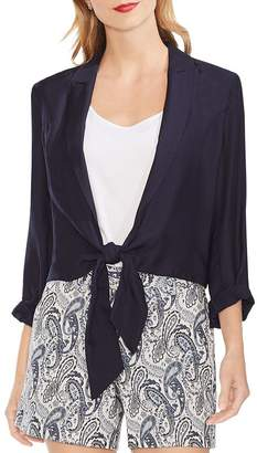 Vince Camuto Tie-Front Jacket