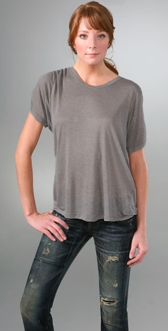 Kain Label Scrunched Muscle T-Shirt