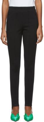 Balenciaga Black Jogger Leggings
