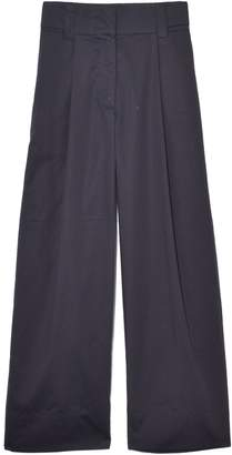 Rodebjer Tanderfit Cotton Pant in Black