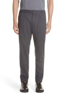 Ermenegildo Zegna Wool Jogger Pants
