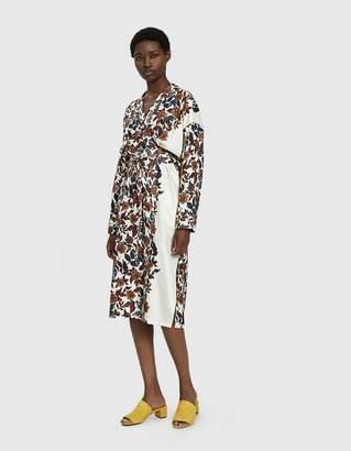 Rachel Comey Toga Silk Dress