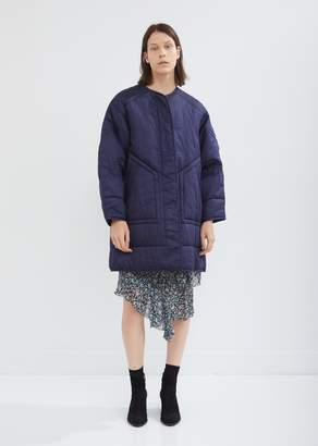 Etoile Isabel Marant Nao Quilted Coat