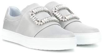 Roger Vivier Sneaky Viv' embellished sneakers