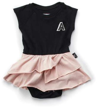 Nununu Half & Half Onesie Skirt