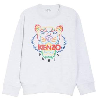 Kenzo High Summer Tiger Sweatshirt