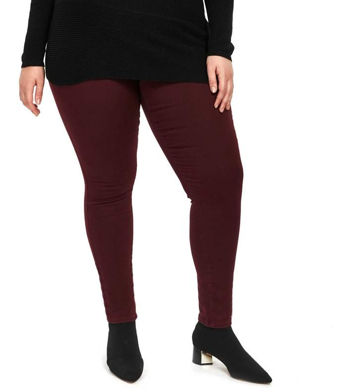 Berry Red Jeggings