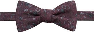 Ryan Seacrest Distinction Men Mondello Floral Pre-Tied Bow Tie