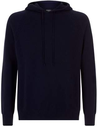 Harrods Hooded Cashmere Sweater