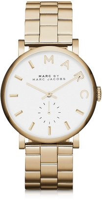 Marc by Marc Jacobs Baker 33 MM Stainless Steel Women's Watch $225 thestylecure.com