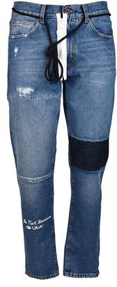 Off-White Heavy Slim Jeans
