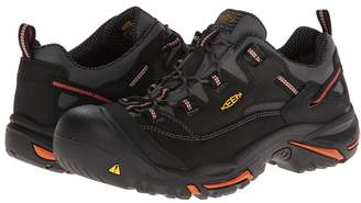 Keen Braddock Low Men's Work Lace-up Boots