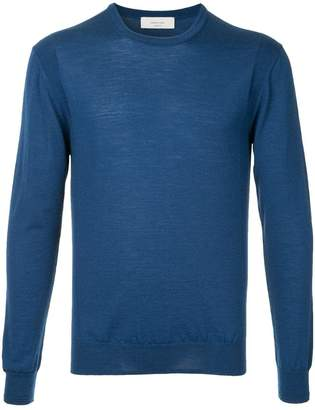 Cerruti round neck jumper