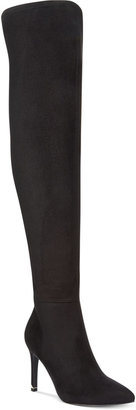 Call It Spring Rosenman Over-The-Knee Dress Boots $99 thestylecure.com