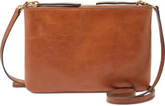 Fossil Leather Crossbody Handbags - ShopStyle 2b8ea7828ff62