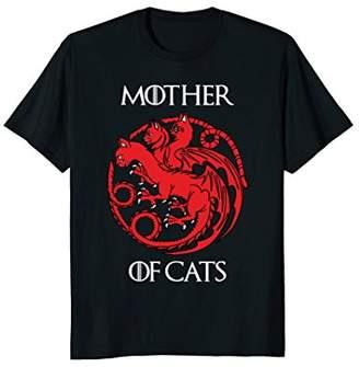 Cat Lovers Shirt - Mother of Cats Hot 2018 T-Shirt