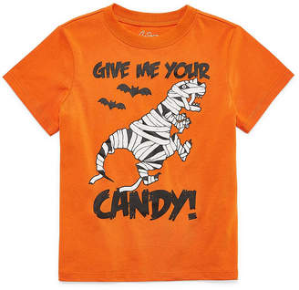City Streets Halloween Graphic T-Shirt-Toddler Boys