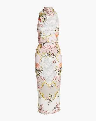 Badgley Mischka Day Dress