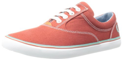 Fred Perry Women's Moffitt Twill Fashion Sneaker