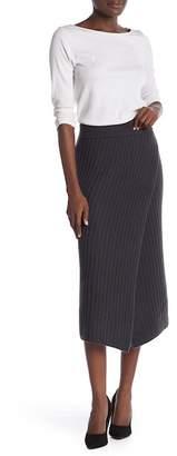 Brochu Walker Flavie Wool Blend Skirt