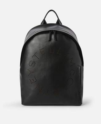 Stella McCartney Stella Logo Backpack, Men's