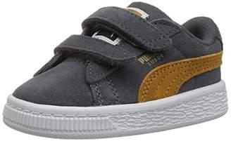 06803faac0 Puma Baby Suede Classic Velcro Sneaker